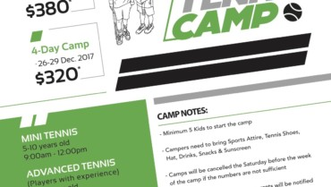 End of Year Camp 2017