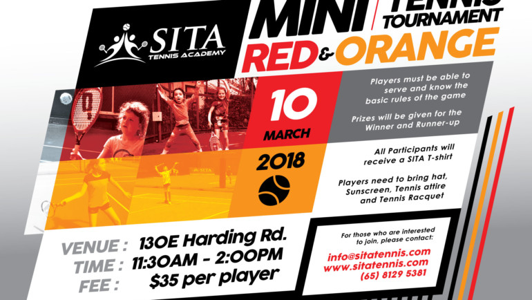 Mini Red & Orange Tournament